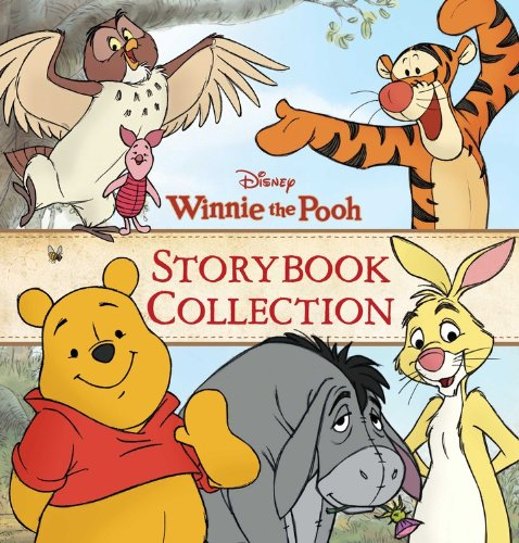 Winnie the Pooh Storybook Collection (Disney Storybook Collections)