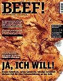BEEF! - Für Männer mit Geschmack: Ausgabe 4/2014