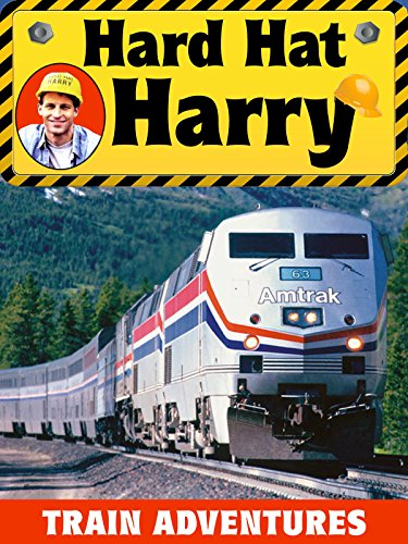 Hard Hat Harry: Train Adventures