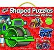 Galt Shaped Puzzles - Construction Vehicles