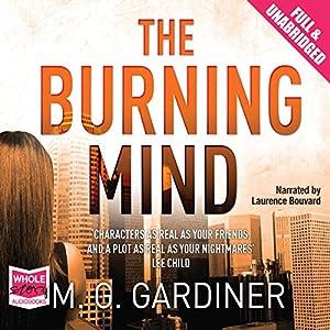 The Burning Mind Audiobook
