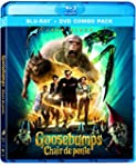 Goosebumps (2 Discs) Bilingual [Blu-ray]