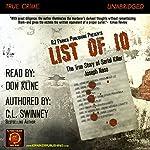 List of 10: The True Story of Serial Killer Joseph Naso | C L Swinney