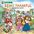Being Thankful (Little Critter)