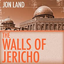 The Walls of Jericho (       UNABRIDGED) by Jon Land Narrated by Andy Caploe