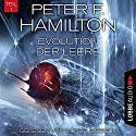 Evolution der Leere (Das dunkle Universum 4,1) Audiobook by Peter F. Hamilton Narrated by Oliver Siebeck