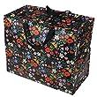 The Original Jumbo Storage Bag - Midnight Garden