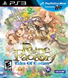 Rune Factory Tides of Destiny PS3 USA version [PlayStation 3]