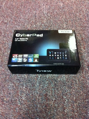 Iview Cyberpad 4.3 Inch Tablet Pc