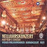 Nikolaus Harnoncourt, Riccardo Muti Wiener Philharmoniker New Year's Concert - Neujahrskonzert