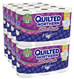 Quilted Northern Ultra Plush Bath Tissue, 48 Double Rolls  (Packaging May Vary)