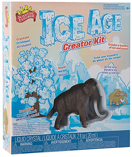 Scientific Explorer Ice Age Creator Kit - 1
