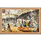 Barbara Jones 'The Fairground' School Print