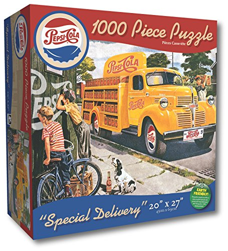 Karmin International Pepsi Special Delivery Puzzle (1000-Piece)