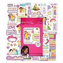 American Girl Crafts Girls Sticker Pad
