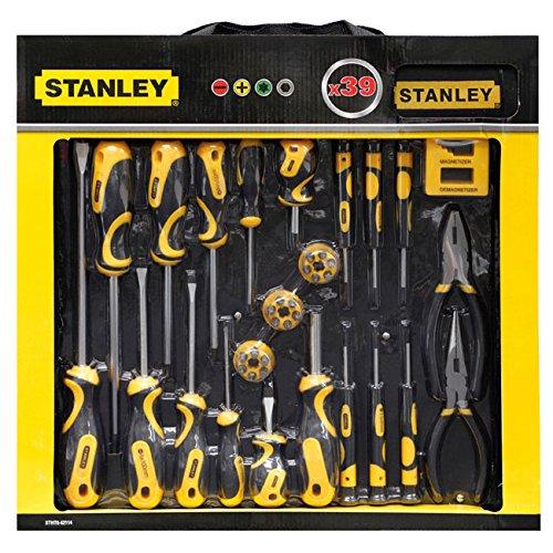 Stanley - Stht0-62114 - meccanici settembre 39 pezzi