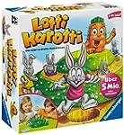 Ravensburger 21556 - Lotti Karotti -...