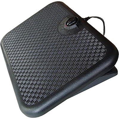 Toasty Toes Ergonomic 150 Watt Radiant Foot Warmer, Foot Rest/Space Heater