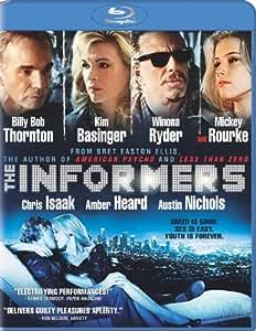 Informers [Blu-ray] [Import]