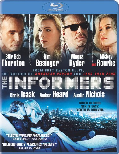 The Informers [Blu-ray]