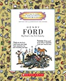 img - for Henry Ford: Big Wheel in the Auto Industry (Getting to Know the World's Greatest Inventors & Scientists) book / textbook / text book