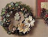 asca季節飾り季節飾りアップル&ベリーリース(S)AX66200-000直径:30cm