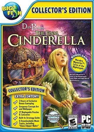 Big Fish: Dark Parables 4: The Final Cinderella with Bonus - PC/Mac
