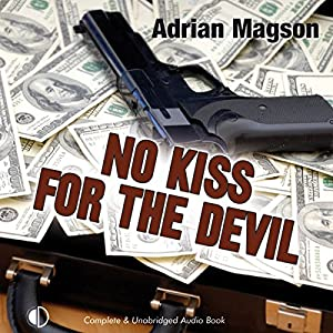 No Kiss for the Devil Audiobook