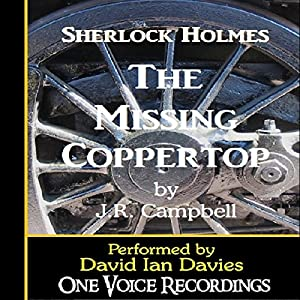 The Missing Coppertop Audiobook