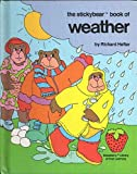 Stickybear Book of Weather (Strawberry Library of First Learning)