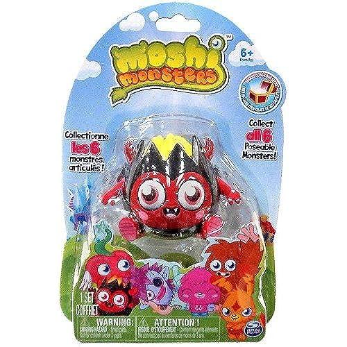 Moshi Monsters 3 Inch Figure Diavlo 장난감 [병행수입품]