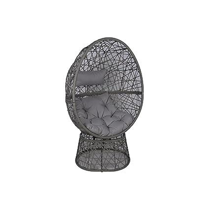 Aubry Gaspard MFP 1060C-Silla giratoria (polirresina)