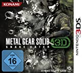 Metal Gear Solid - Snake Eater 3D [German Version]