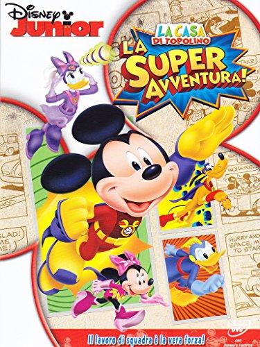 La casa di topolino alla ricerca del topolino di for La fattoria di topolino