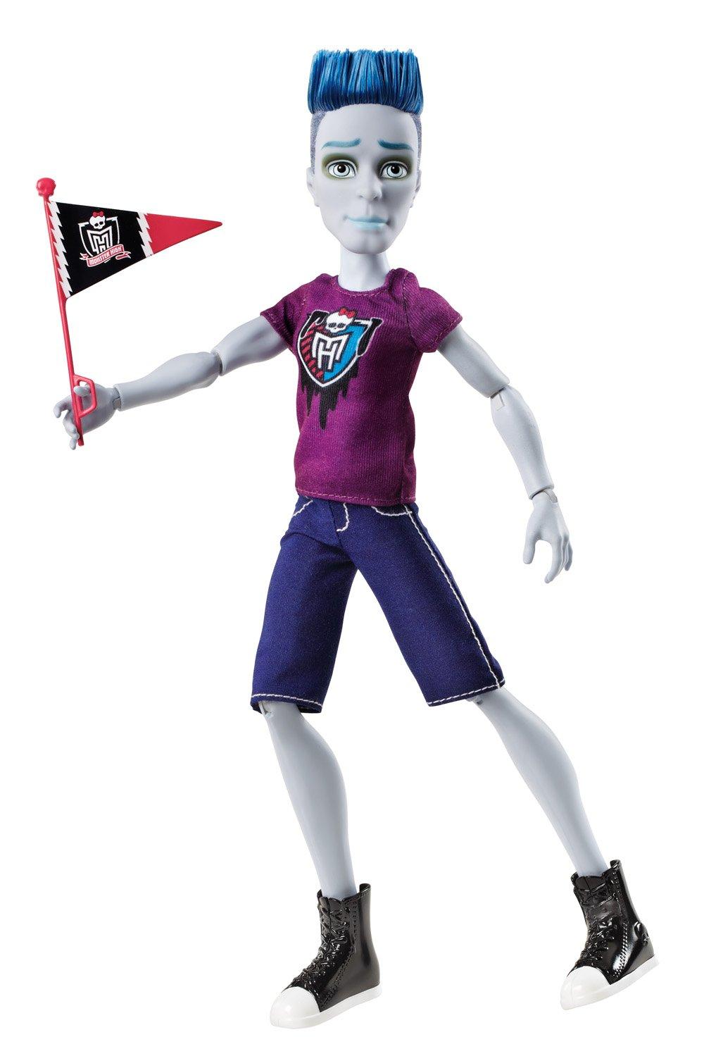 Monster High Ghoul Spirit Slo Mo Doll