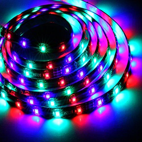 5M Rgb 3528 Smd Led 300 Leds Flexible Light Strip - Christmas Decoration Single Function