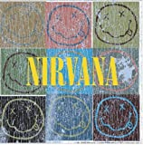 Licenses Products Nirvana Patchwork Sticker by C&D Visionary Inc.