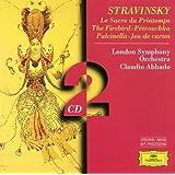 Stravinsky: Le Sacre du Printemps; The Firebird; Pétrouchka; Pulcinella; Jeu de cartes (2 CD's)