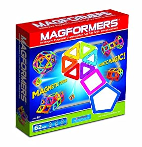 Magformers 62 Piece Set from Magformers