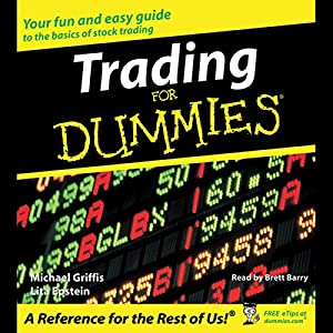 Trading for Dummies Audiobook