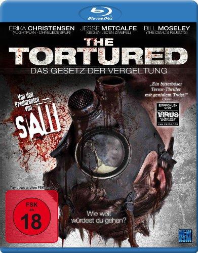 The Tortured - Das Gesetz der Vergeltung (Von den Produzenten der SAW-Reihe) [Blu-ray]