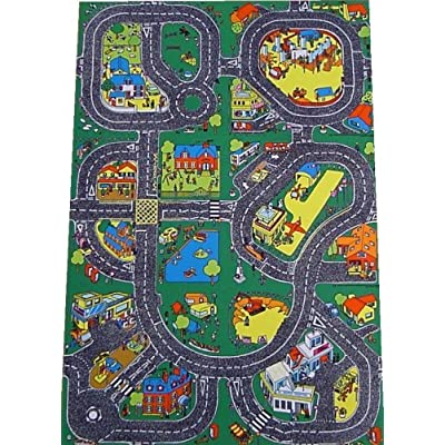 Giant Road & Airport Playcloth (150x100cm)