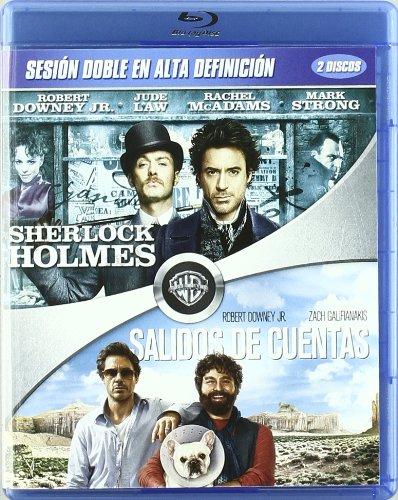 Sherlock Holmes + Salidos De Cuentas [Blu-ray]