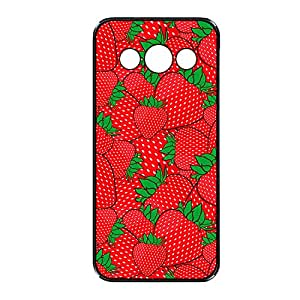 Vibhar printed case back cover for Samsung Galaxy A3 OverlapFruit