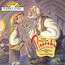 Pinocchio Audiobook by Carlo Collodi, Eric Metaxas - adaptor Narrated by Danny Aiello