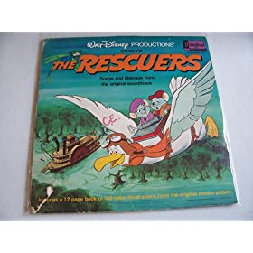 The Rescuers - Story & Songs from the Original Motion Picture Soundtrack