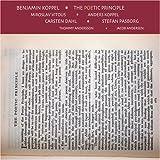 echange, troc Benjamin Koppel;Miroslav Vitous - The Poetic Principle