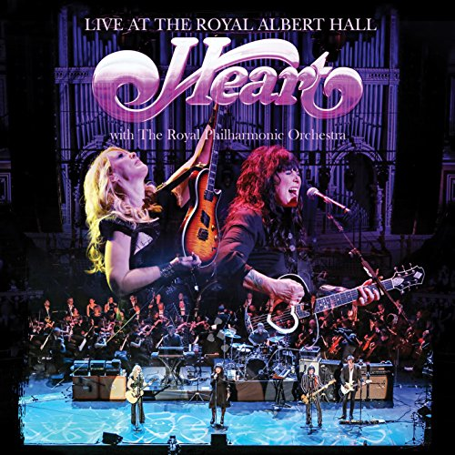 Heart - Live At The Royal Albert Hall With The Royal Philharmonic Orchestra - Zortam Music