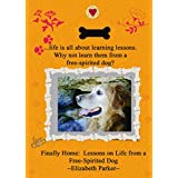 Finally Home: Lessons on Life from a Free-Spirited Dog (The Buddy Books Book 1) ~ Elizabeth Parker