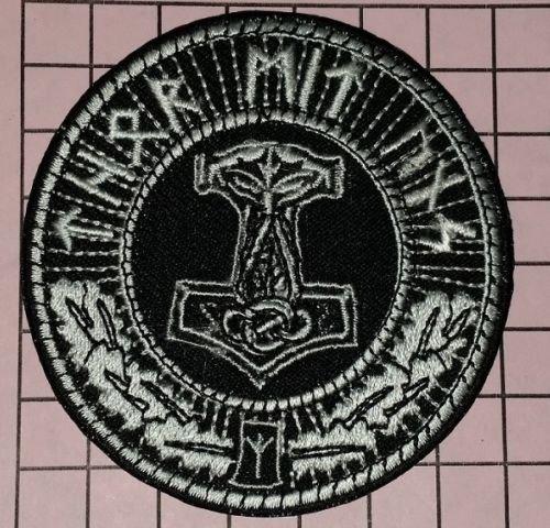 Thor's Hammer Mjolnir Patch
